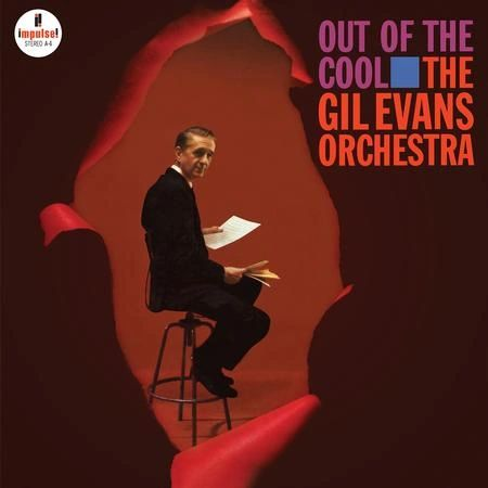 GIL EVANS OUT OF THE COOL 180G ( VERVE ACOUSTIC SERIES )