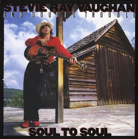 STEVIE RAY VAUGHAN AND DOUBLE TROUBLE SOUL TO SOUL 180G 45RPM 2LP