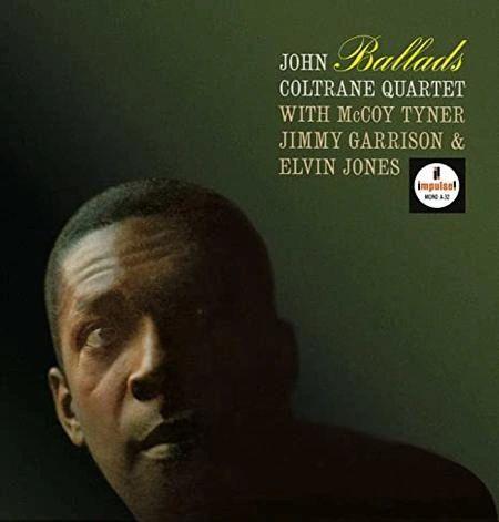 JOHN COLTRANE BALLADS 180G ACOUSTIC SOUNDS SERIES