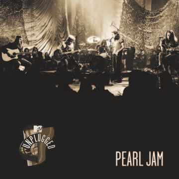 PEARL JAM MTV UNPLUGGED BLACK FRIDAY RELEASE