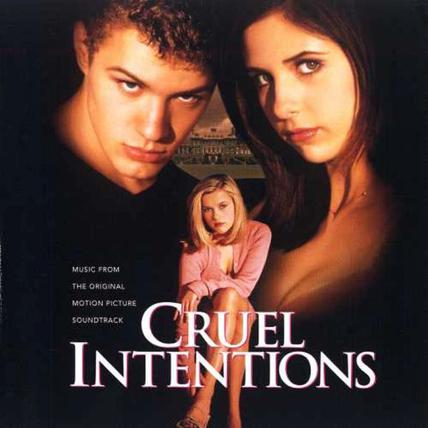 CRUEL INTENTIONS OST 2LP