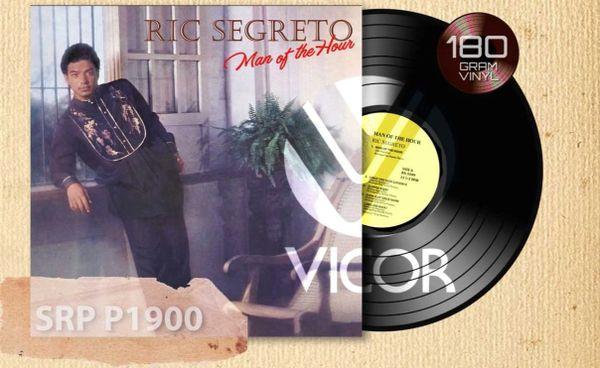 RIC SEGRETO MAN OF THE HOUR 180G REISSUE