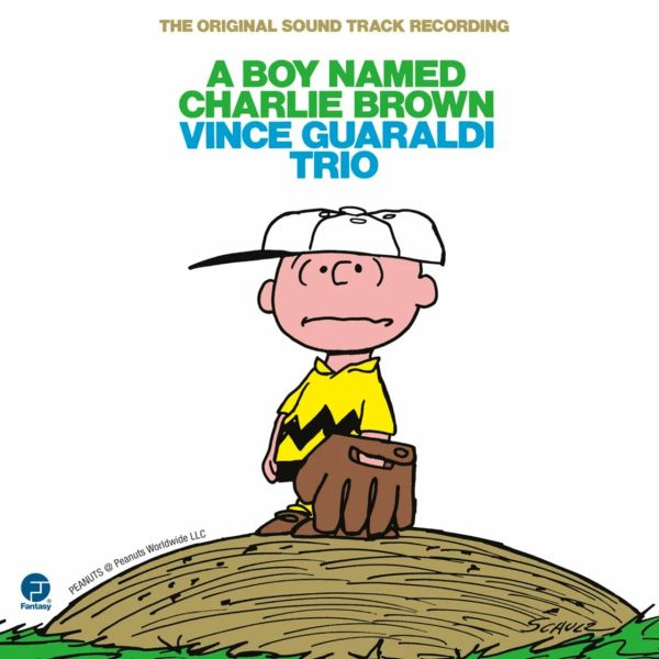 VINCE GUARALDI TRIO A BOY NAMED CHARLIE BROWN OST