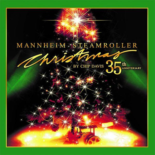 MANNHEIM STREAMROLLER CHRISTMAS 35TH ANNIVERSARY LP