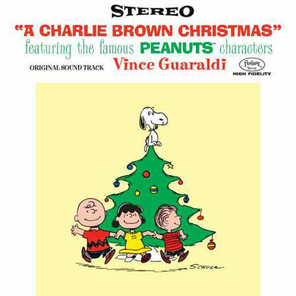 THE VINCE GUARALDI TRIO A CHARLIE BROWN CHRISTMAS (OUT OF PRINT)