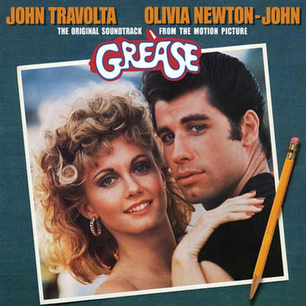 GREASE OST 2LP
