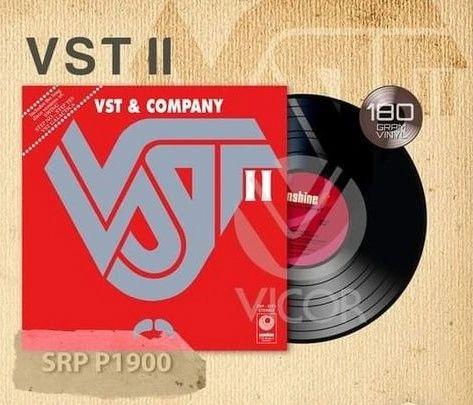 VST & COMPANY VST II 180G REISSUE