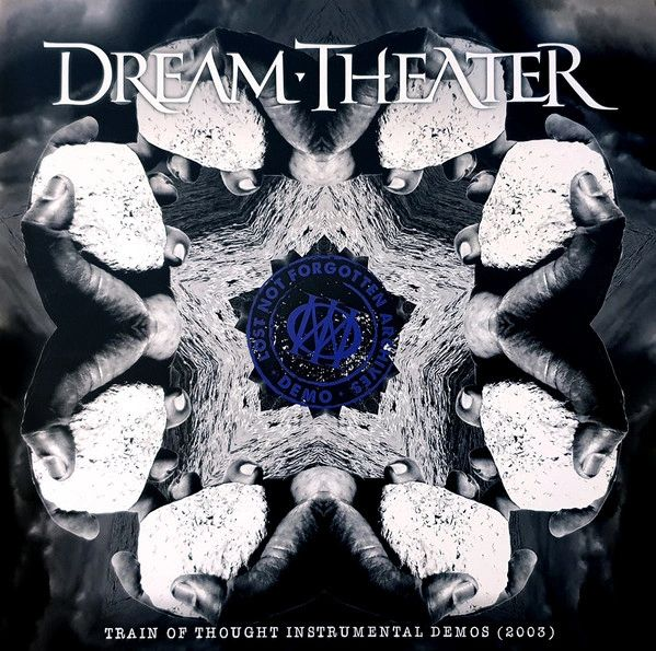DREAM THEATER LOST NOT FORGOTTEN ARCHIVES TRAIN OF THOUGHT INSTRUMENTAL DEMOS 2003 COLOURED LP