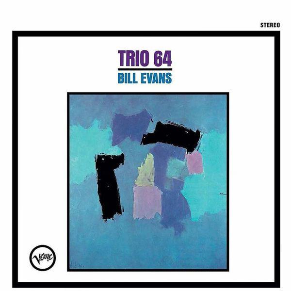 BILL EVANS TRIO BILL EVANS TRIO 64 ACOUSTIC SOUNDS SERIES