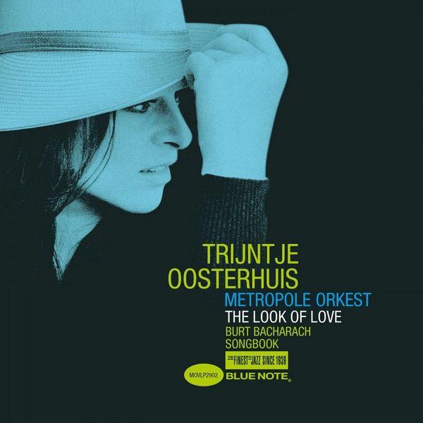 TRIJNTJE OOSTERHUIS & METROPOLE ORKEST THE LOOK OF LOVE BURT BACHARACH SONGBOOK180G