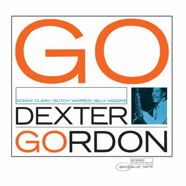 DEXTER GORDON GO! BLUE NOTE CLASSIC VINYL EDITION 180G