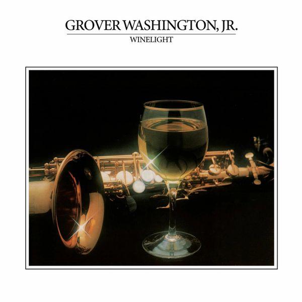 GROVER WASHINGTON JR. WINELIGHT 180G TRANSLUCENT BURGUNDY LP