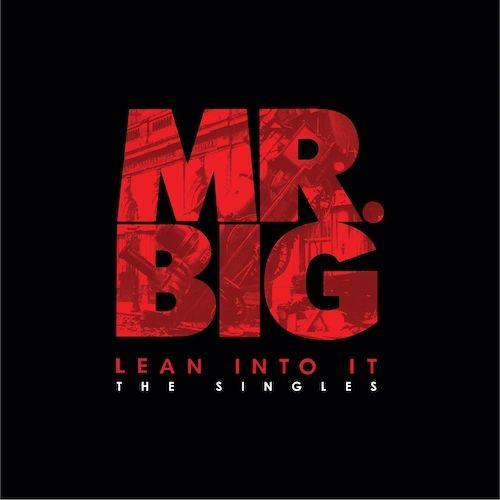 "MR. BIG LEAN INTO IT THE SINGLES 7"" VINYL SINGLES 5LP COLORED BOX SET"