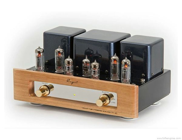 CAYIN MT-12N VACUUM TUBE INTEGRATED AMPLIFIER