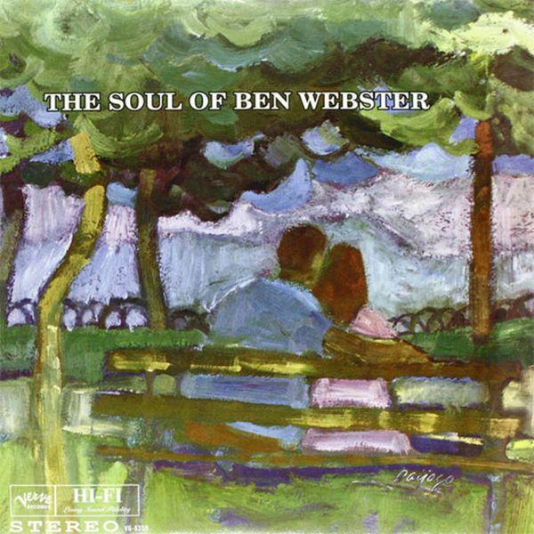 BEN WEBSTER THE SOUL OF BEN WEBSTER 200G 45RPM