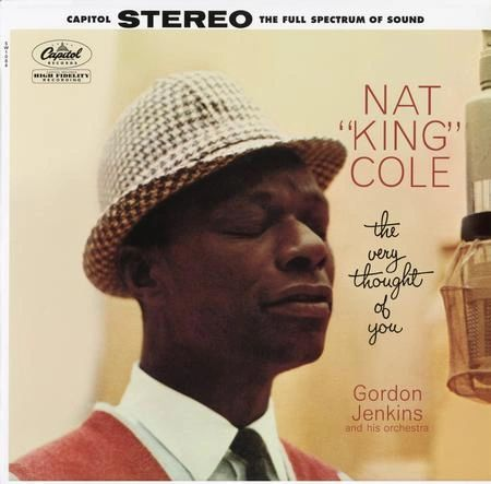 NAT KING COLE THE VERY THOUGHT OF YOU 180G 2LP