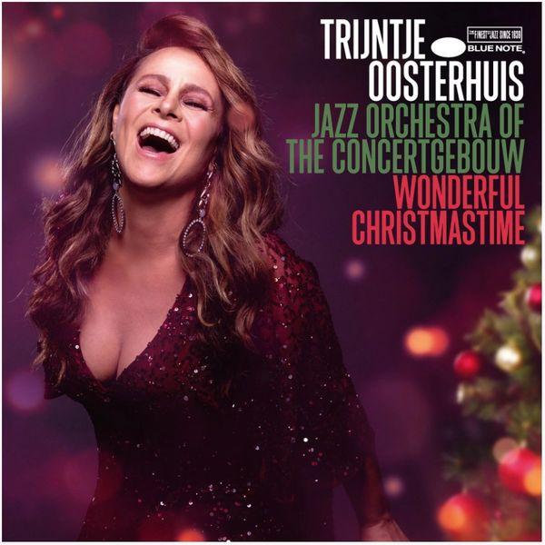 TRIJNTJE OOSTERHUIS & JAZZ ORCHESTRA OF THE CONCERTGEBOUW WONDERFUL CHRISTMASTIME 180G