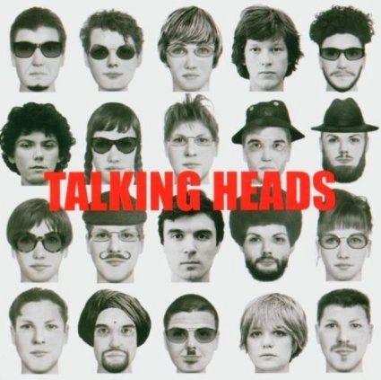 TALKING HEADS THE BEST OF TALKING HEADS CD