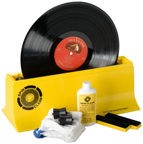 SPIN CLEAN RECORD WASHER MKII RECORD CLEANER SET