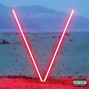 MAROON 5 V CD