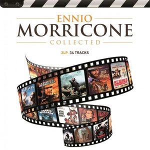 ENNIO MORRICONE COLLECTED 180G 2LP