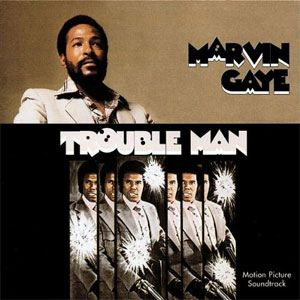 MARVIN GAYE TROUBLE MAN OST 180G