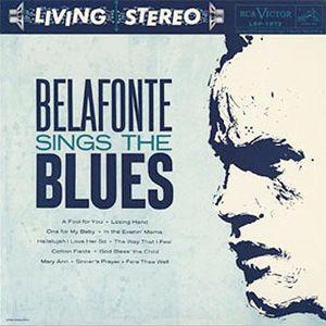 HARRY BELAFONTE BELAFONTE SINGS THE BLUES 200G