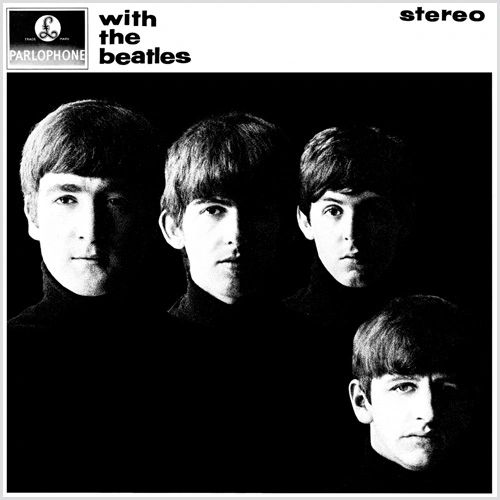 BEATLES WITH THE BEATLES 180G