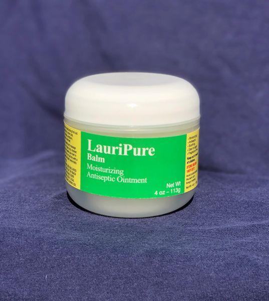 LauriPure Balm Moisturizing Antiseptic Ointment - 4 oz.