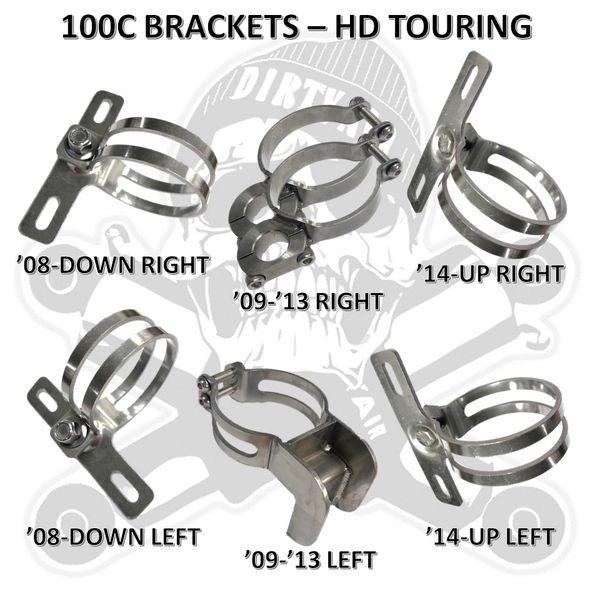 • DIRTY AIR 100C Compressor bracket
