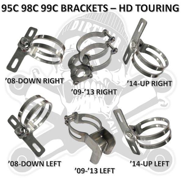 • DIRTY AIR • 95C 98C 99C Compressor bracket 90C 92C 97C 100C