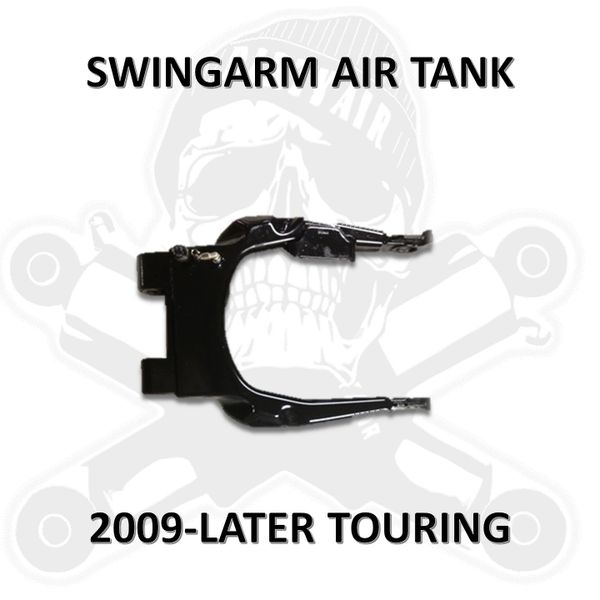 Swingarm Tank 2009-UP Touring models