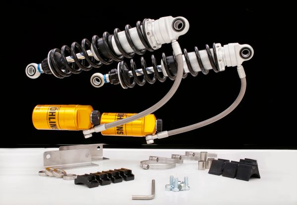 Öhlins HD 357 Rear Shocks PAIR - 2013-EARLIER HD TOURING