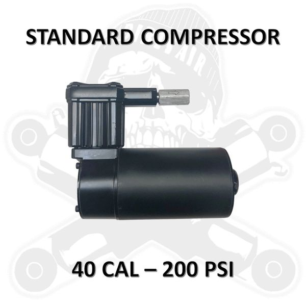 • DIRTY AIR Standard Compressor - 40CAL 200PSI