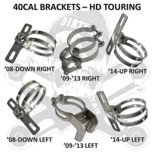 • DIRTY AIR 40CAL / 100C Compressor bracket