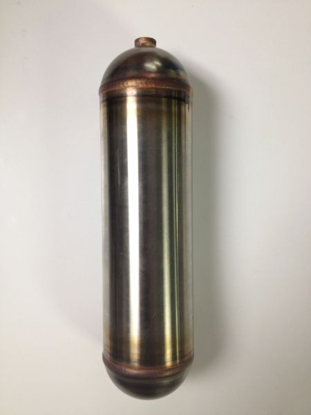 DIRTY AIR Custom Built Stainless Steel AirTanks (Starting at $99.99)