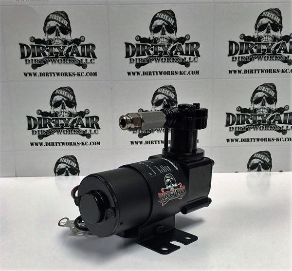 DIRTY AIR BLACK VIAIR 95C COMPRESSOR