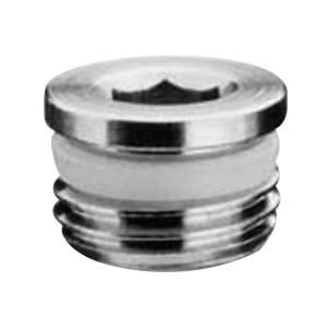 "Accuair valve plug 1/4""NPT"