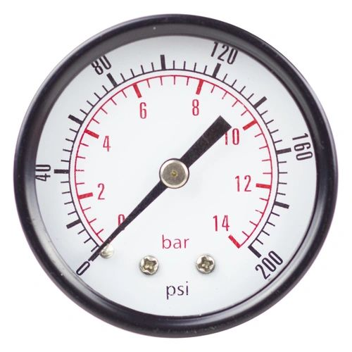 Test Gauge Kit 200 PSI