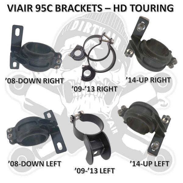 • DIRTY AIR • 95C 98C 99C Compressor bracket