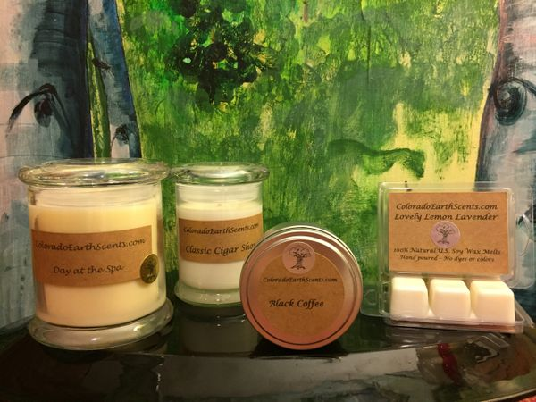 Wholesale and Resellers | Natural US Grown Soy Wax  Highest Quality
