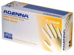 PLATINUM Latex Powder Free (PF) Exam Gloves 5.5 Mil (Textured)