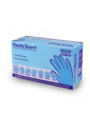 HANDY GUARD® Powder Free (PF) Latex Gloves