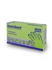 HANDYGUARD-Blue Nitrile Powder Free Gloves