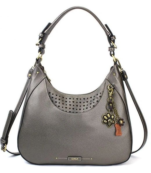 Chala Hobo Crossbody Bag w/ Key Fob