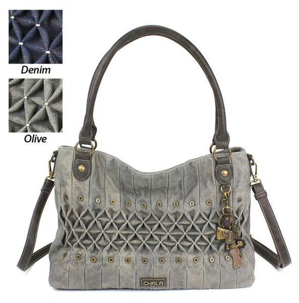 Chala Origami Shoulder Bag