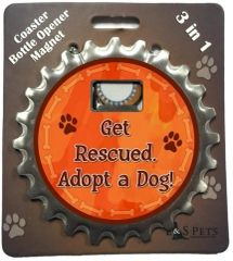 Rescue Series Coaster/Opener/Magnet II