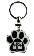 Keychain - Rescue Mom