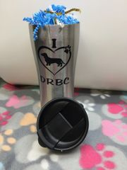 DRBC Doxie Travel Cup