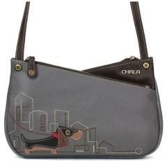 Chala Doxie Mini Criss Crossbody Bag